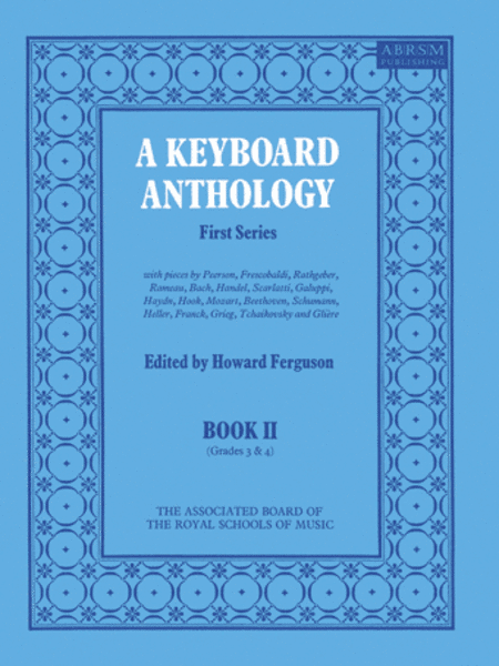A Keyboard Anthology First Series, Book 2