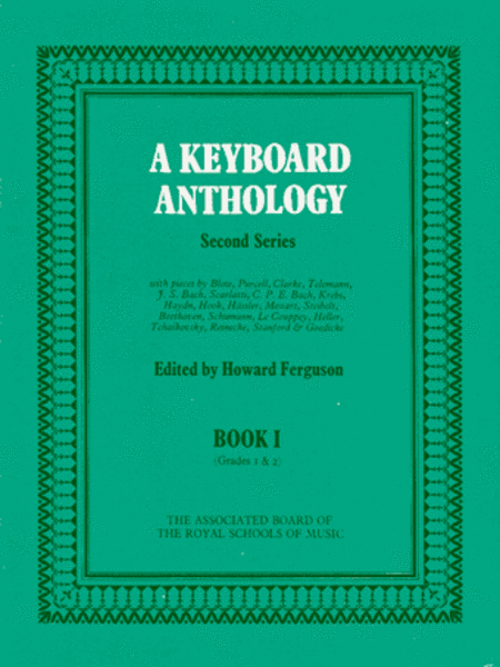 A Keyboard Anthology, Second Series, Book I