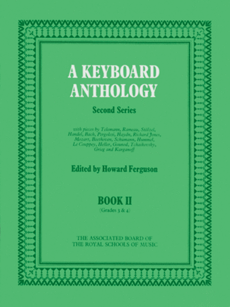 A Keyboard Anthology, Second Series, Book II