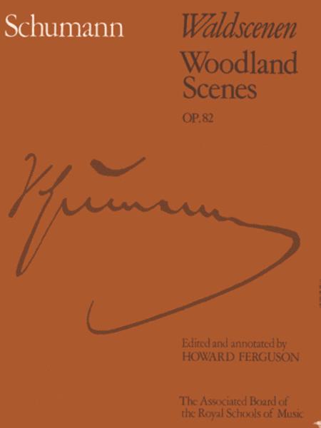 Waldszenen Opus 82 (Pf)