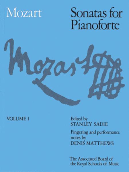 Sonatas for Pianoforte Volume 1 (paper cover)