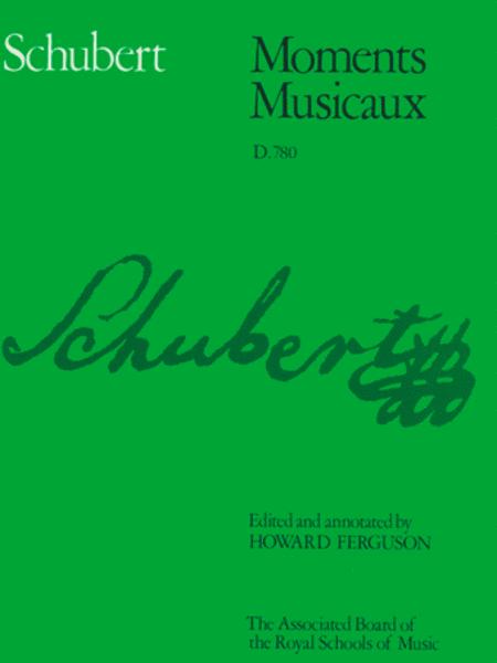 Moments Musicaux D780