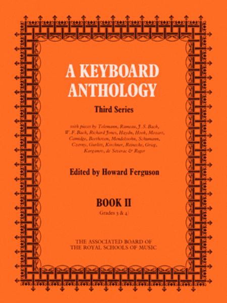 A Keyboard Anthology Third Series, Book 2
