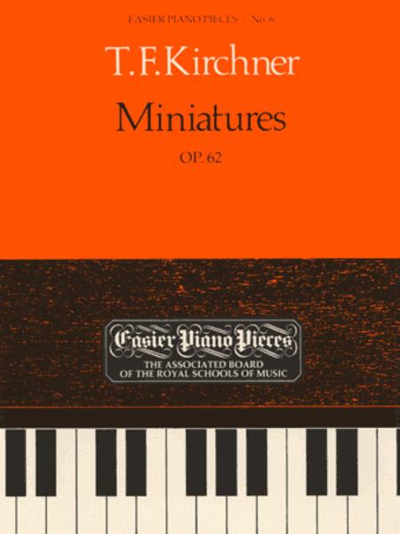 Miniatures Op.62