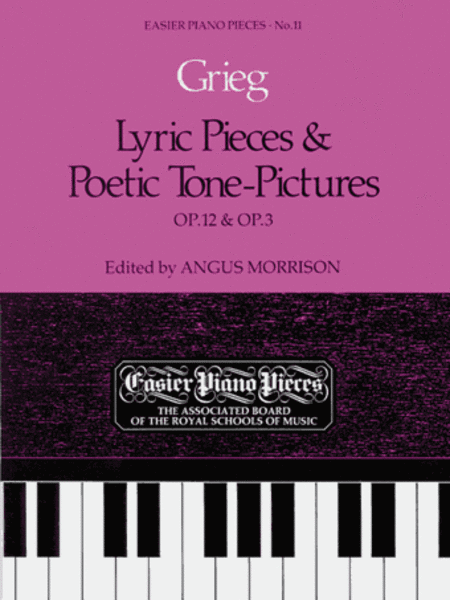 Lyric Pieces, Op.12 & Poetic Tone-Pictures, Op.3