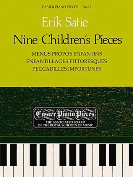 Nine Children's Pieces