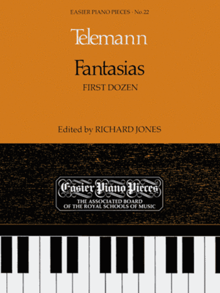 Fantasias - First Dozen