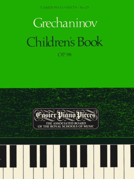 Children's Book, Op.98