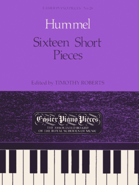 Sixteen Short Pieces