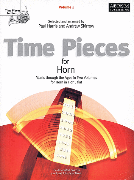 Time Pieces for Horn, Volume 1