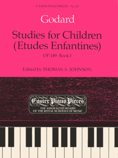 Studies for Children, Op.149, Book 1