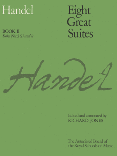Eight Great Suites, Book 2