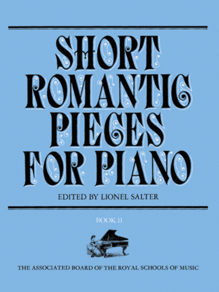 Short Romantic Pieces for Piano, Book 2