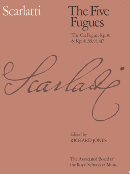 The Five Fugues