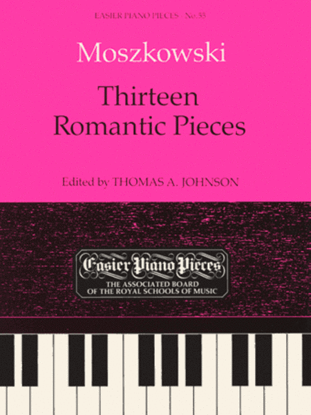 Thirteen Romantic Pieces