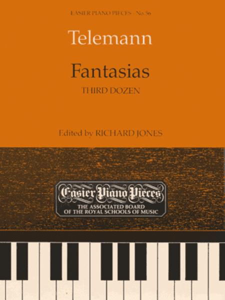 Fantasias - Third Dozen