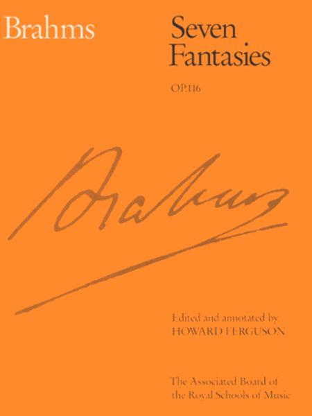 Seven Fantasies, Op. 116
