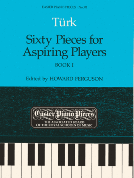 Sixty Pieces for Aspiring Players, Book 1