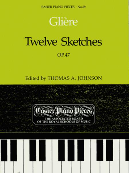 Twelve Sketches, Op.47