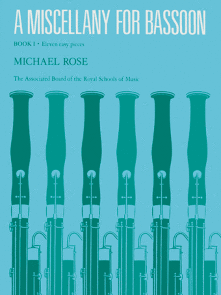 A Miscellany for Bassoon, Book I