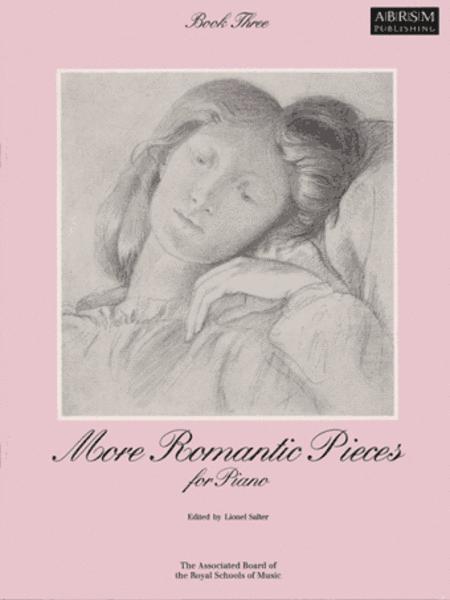 More Romantic Pieces for Piano, Book 3
