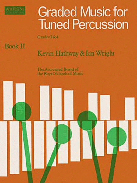 Graded Music for Tuned Percussion, Book II
