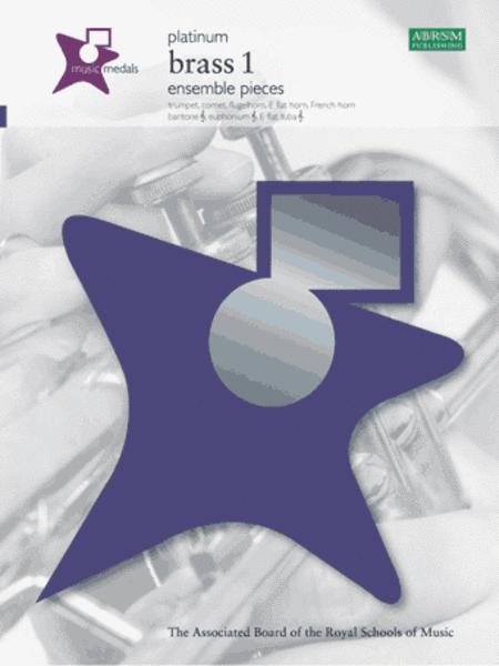 Music Medals Platinum Brass 1 Ensemble Pieces