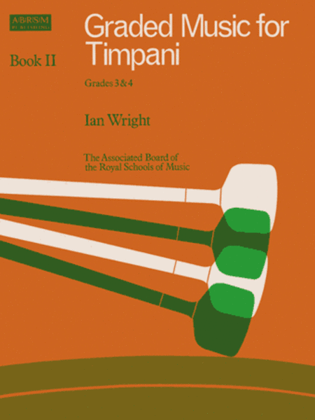 Graded Music for Timpani, Book II