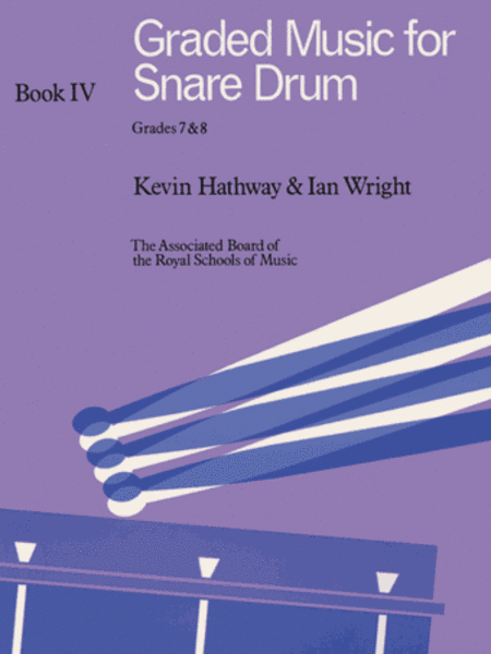 Graded Music for Snare Drum, Book IV