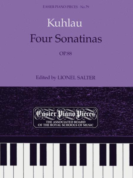 Four Sonatinas Op. 88