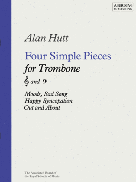 Four Simple Pieces for Trombone