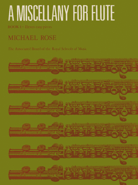 A Miscellany for Flute, Book I