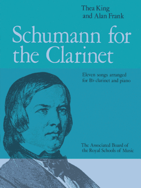 Schumann for the Clarinet