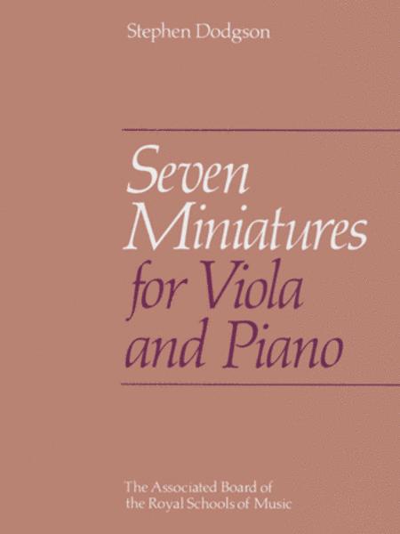 Seven Miniatures