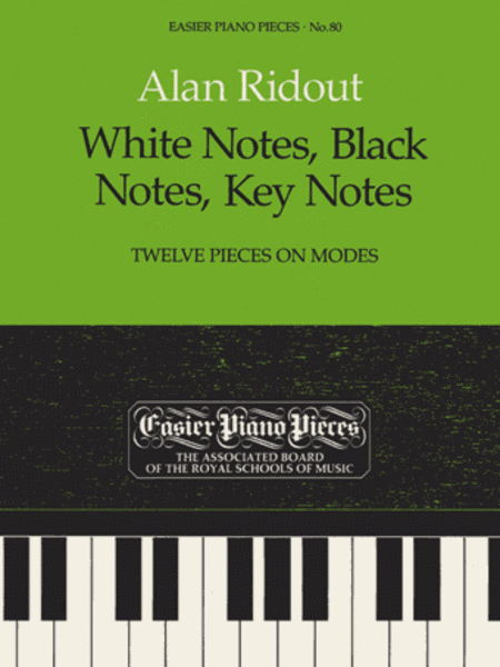 White Notes, Black Notes, Key Notes