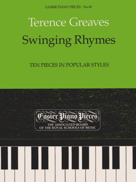 Swinging Rhymes (Ten Pieces in Popular Styles)
