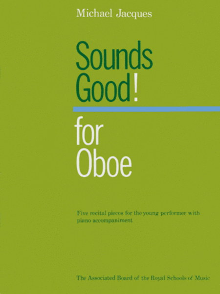Sounds Goodo for Oboe