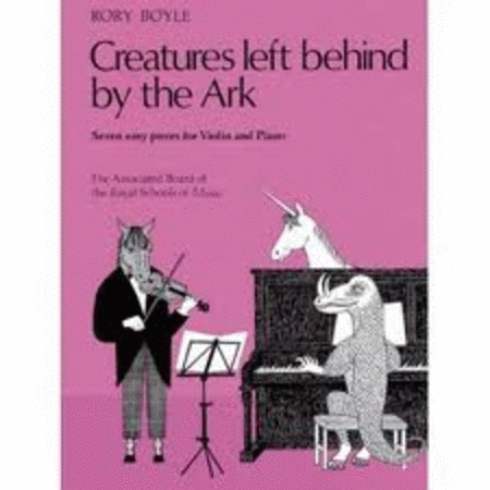 Creatures left behind by the Ark