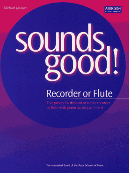 Sounds Goodo for Recorder or Flute