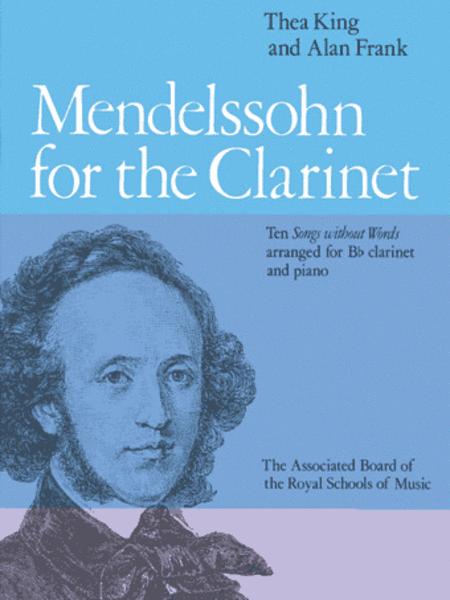 Mendelssohn for the Clarinet