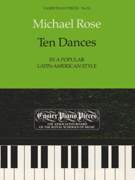 Ten Dances (in a popular Latin-American style)