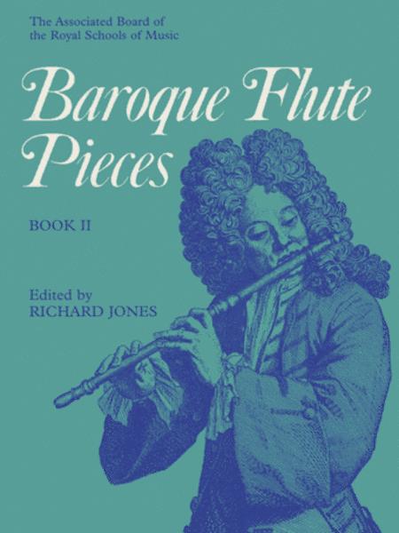Baroque Flute Pieces, Book II