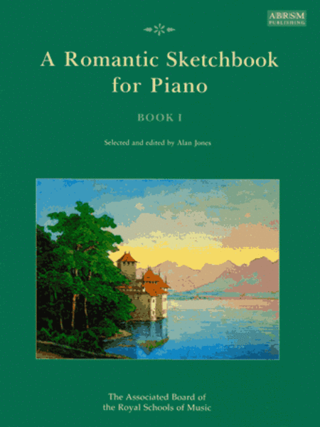 A Romantic Sketchbook for Piano, Book 1
