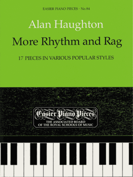 More Rhythm and Rag (17 Pieces in Various Popular Styles)