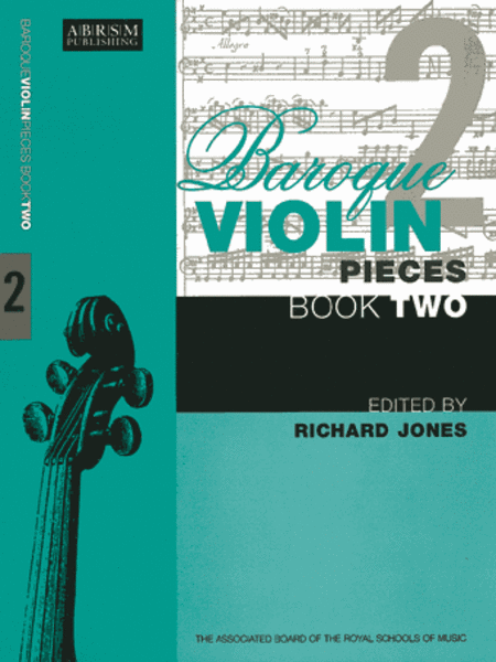Baroque Violin Pieces, Book 2
