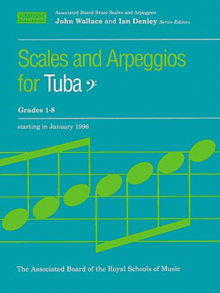 Scales and Arpeggios for Tuba
