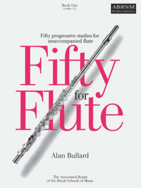 Fifty for Flute Book 1 (2014-17)