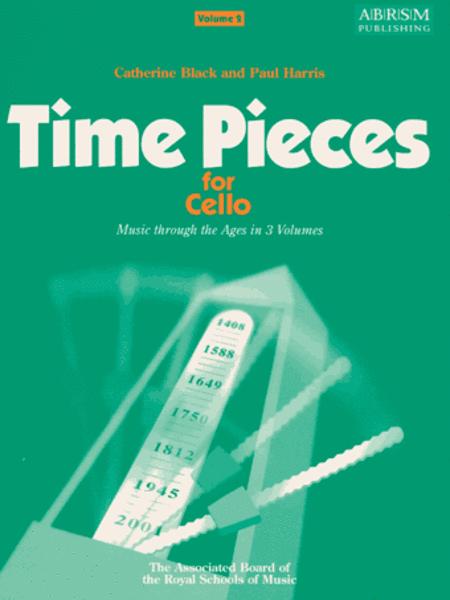 Time Pieces for Cello Vol.2 (Grades 2-3)