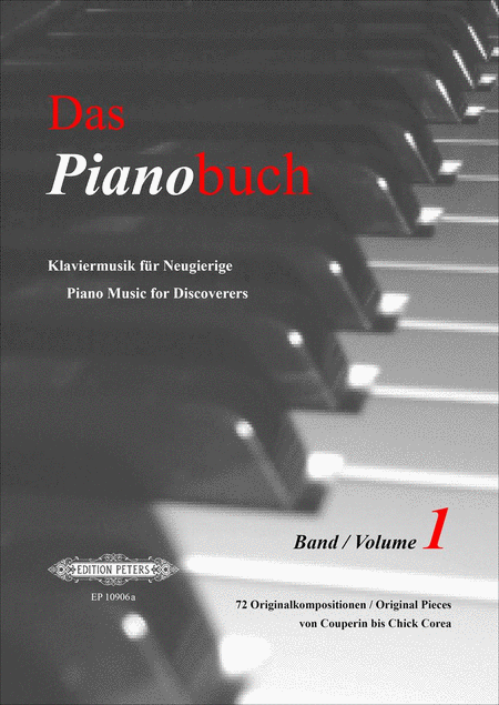 Das Pianobuch Volume 1 (Piano Music for Discoverers)