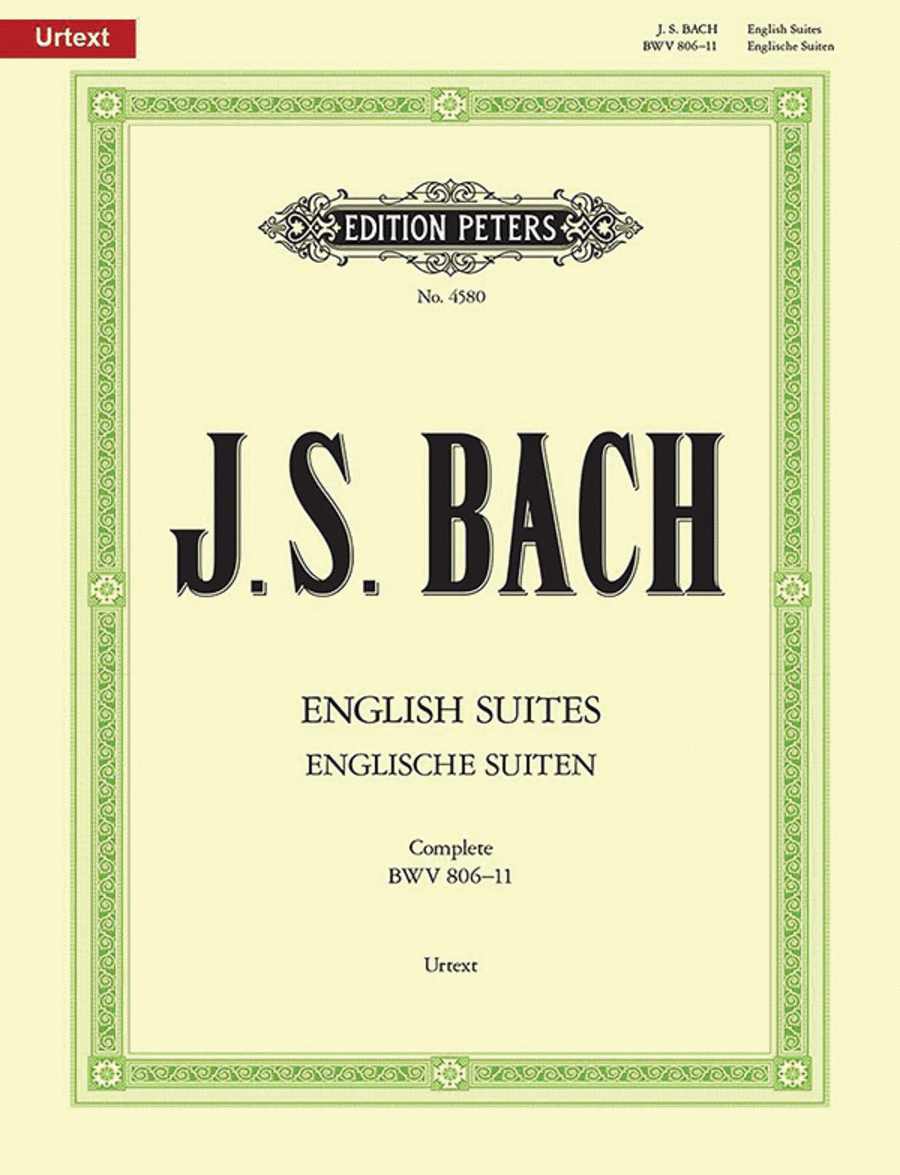 English Suites (complete)
